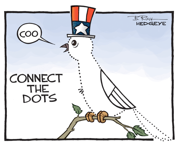 Cartoon of the Day: Got Dots? - Dove cartoon 06.18.2015