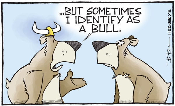 Cartoon of the Day: Confused - Bear cartoon 06.24.2015