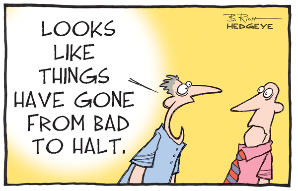 Don't Halt! - HALT cartoon 07.08.2015