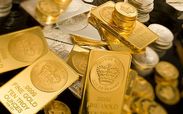 GLD: Removing Gold from Investing Ideas - z gold