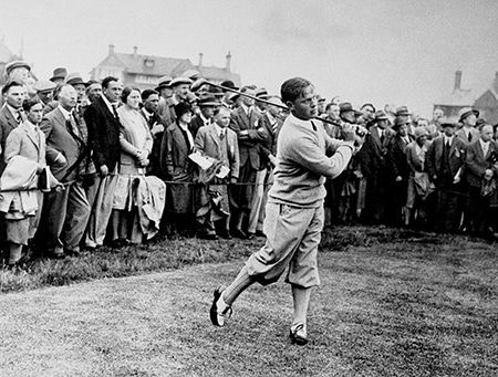 Birdies and Bogeys - Bobby Jones Hoylake 450 341