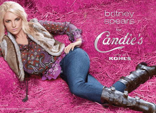 Retail First Look: 7/8/09 - Britney Spears Candies