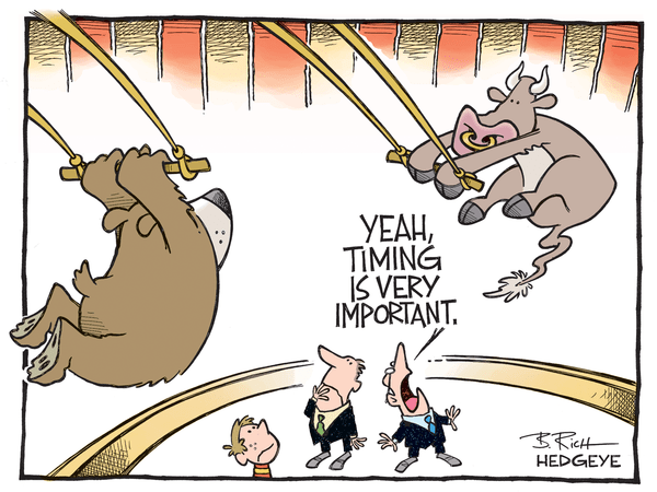 Cartoon of the Day: Timing - Timing is important cartoon