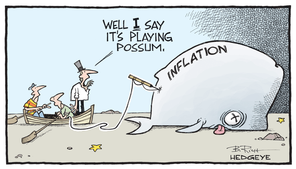 Cartoon of the Day: Inflation? - Inflation cartoon 07.27.2015