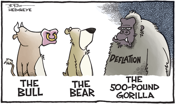 Cartoon of the Day: Animals! - Deflation cartoon 08.03.2015