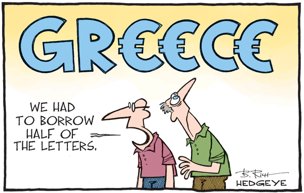 Cartoon of the Day: Owe-pa! - Greece cartoon 08.06.2015