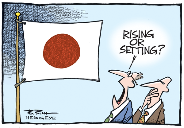 Cartoon of the Day: Land of the ______ Sun - Japan cartoon 08.10.2015