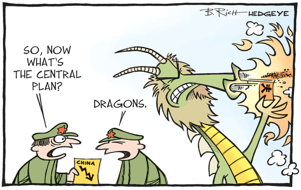 Devaluation Nation: Thoughts on China's Currency Move - China cartoon 08.11.2015