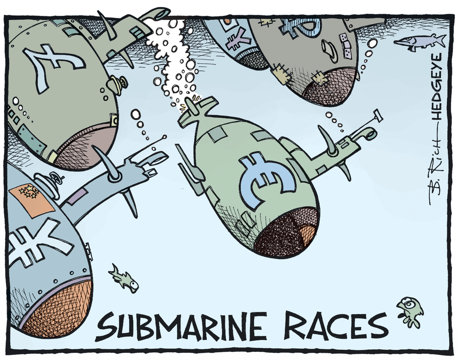 Risultato immagini per currency wars cartoons""
