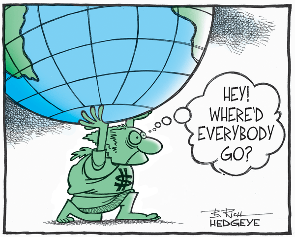 Cartoon of the Day: Lonely George... - Dollar cartoon 08.13.2015