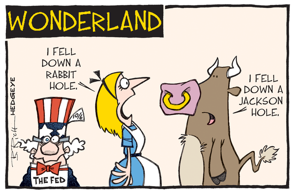 Cartoon of the Day: The Hole - Jackson Hole cartoon 08.238.2015