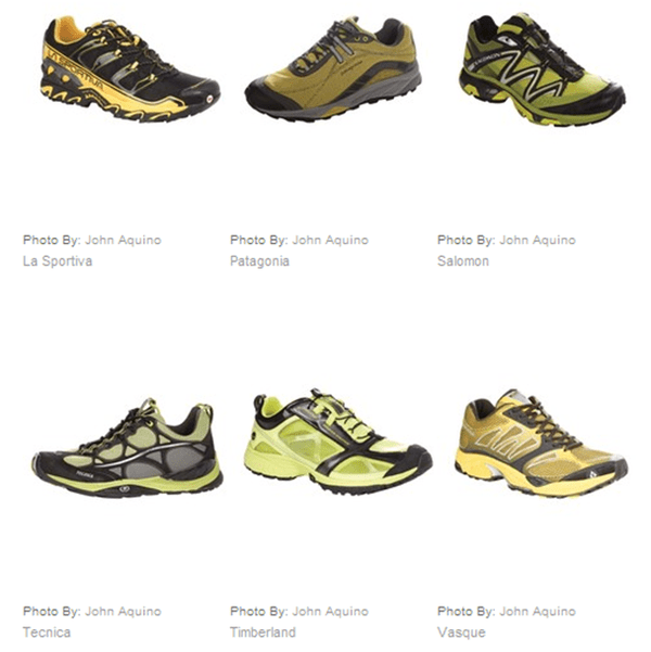 RETAIL FIRST LOOK: EXPECT THE UNEXPECTED - outdoor footwear image