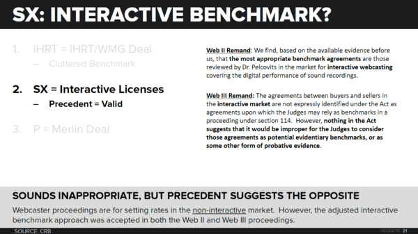P: It's All About the Benchmarks (Web IV) - P   Web IV   21