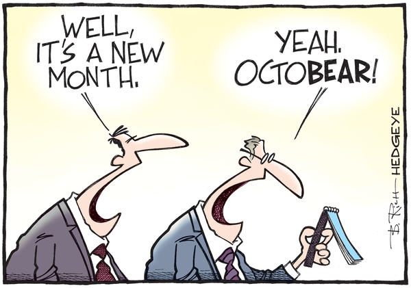 Cartoon of the Day: Red October? - OctoBEAR cartoon 10.01.2015