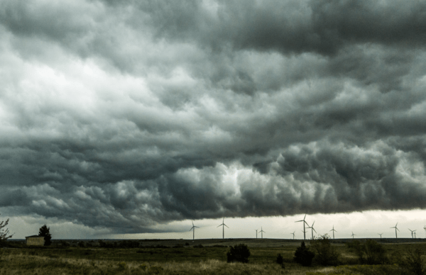 Morgan Stanley Blames Wind, Rain and Volatility for Today's Train Wreck - z wind