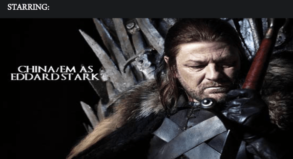 More Nonsense From China - 10 19 2015 3 19 13 eddard stark