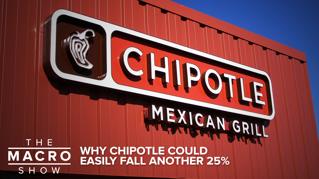 Penney: Why Chipotle Could Easily Fall Another 25%