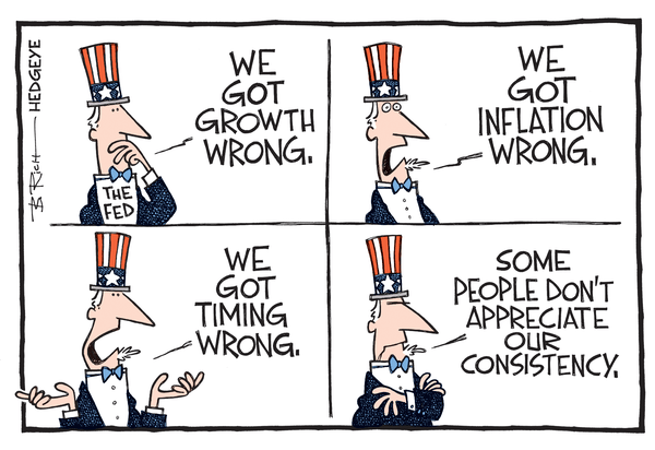 Rate Hike 'Live Possibility'? NY Fed Head Can't Make Up His Mind - Fed cartoon 04.30.2015