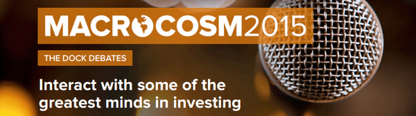 "Hedgeye to Host First ""Macrocosm"" Investor Conference - z mac"