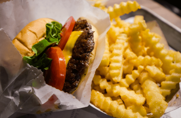 Hedgeye's Howard Penney Reiterates His Shake Shack Short Call | $SHAK - burger