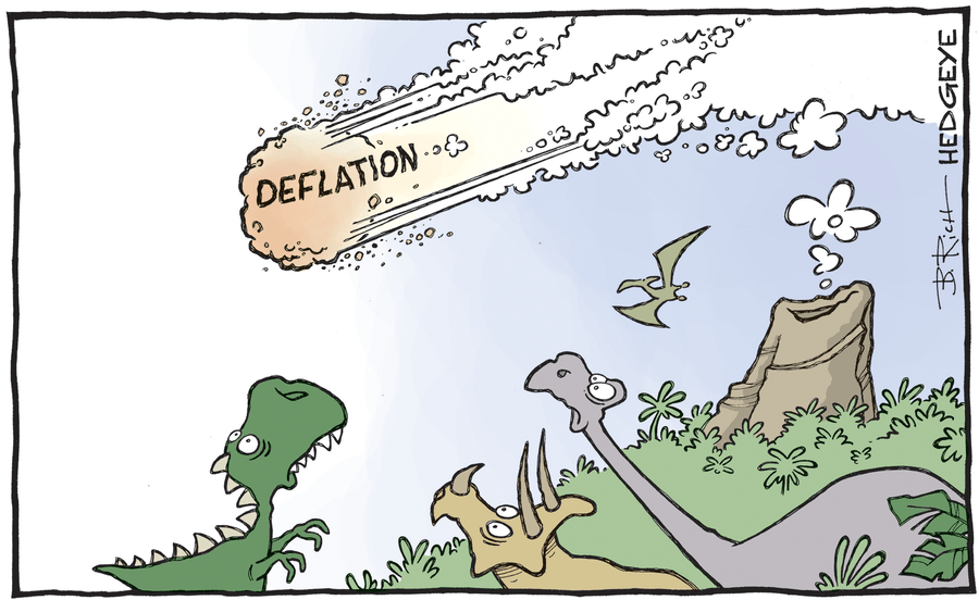 Cartoon of the Day: Deflationary Comet?