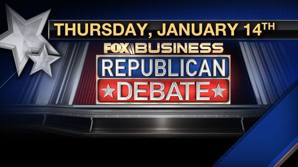 7 Key Economic Talking Points For Serious Contenders at Tonight's #GOPDebate - z fbn gop debate