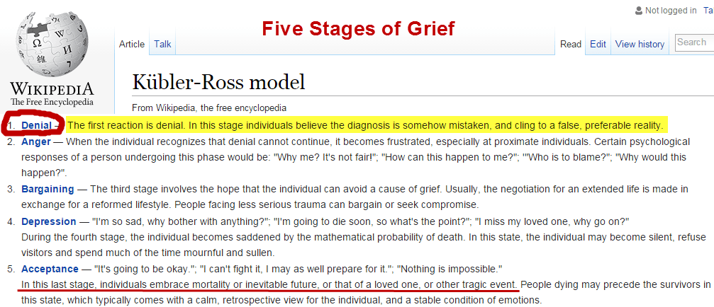 Denial To Acceptance: The Fed Stumbles Through The 5 Stages Of Grief - fed five stages of grief
