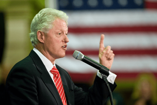 JT Taylor: Big Winner From Rubio Stumble? Trump ... Hillary Finally Unleashes Bill - bill clinton