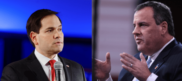JT Taylor: Another Test For Donald Trump... Don't Rule Out Rubio - rubio christie