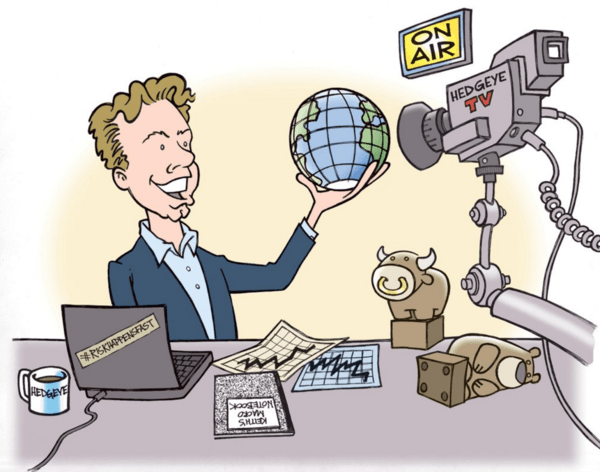 From The Vault | 5 Must See Interviews With Rickards, Roach, Stockman, Alpert & Grant - keith cartoon