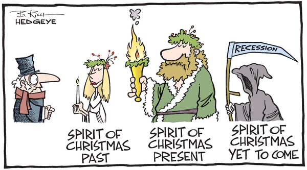 Recession? Yes. 4 Cartoons Lay Out Our Call - Recession yet to come cartoon 12.24.2015