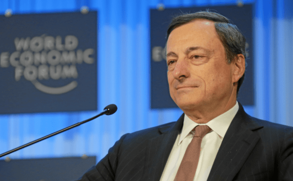 Central Planners' Futile Fight Against Economic Gravity - mario draghi