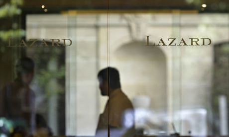 LAZ: Adding Lazard to Investing Ideas (Short Side) - z laz