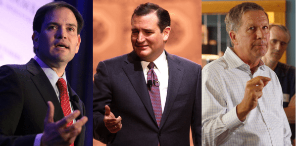 JT Taylor: Can Anyone Beat Donald Trump... & Marco Rubio's Last Stand - cruz kasich rubio
