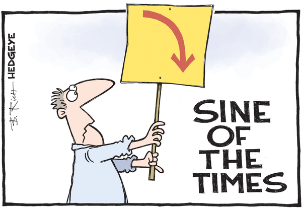 This Week In Hedgeye Cartoons - sine of the times cartoon 03.03.2016