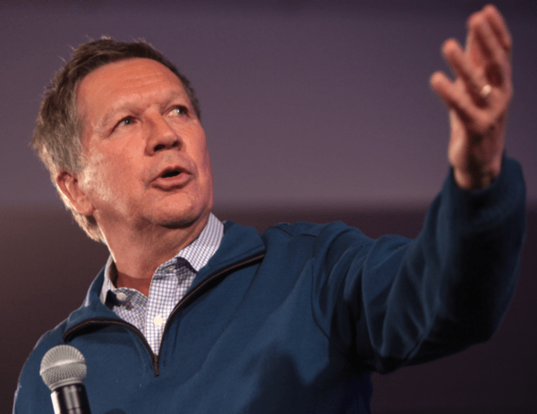 JT Taylor: Who Won Last Night's GOP Debate? - kasich