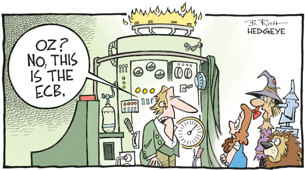 This Week In Hedgeye Cartoons - ECB cartoon 03.10.2016