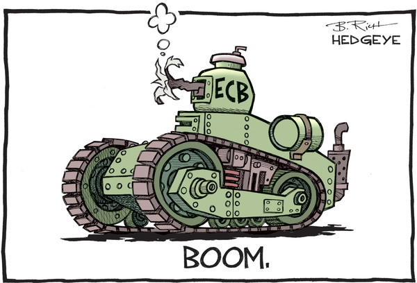 This Week In Hedgeye Cartoons - ECB cartoon 03.11.2016
