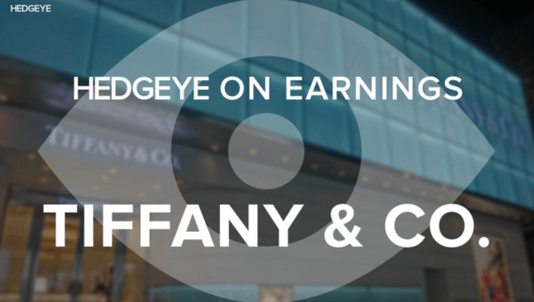 Investing Ideas Newsletter - tiffany earnings