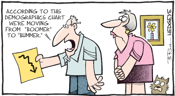 This Week In Hedgeye Cartoons - demographics cartoon 03.23.2016