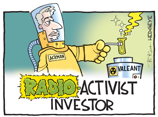 This Week In Hedgeye Cartoons - radio activist cartoon 03.21.2016