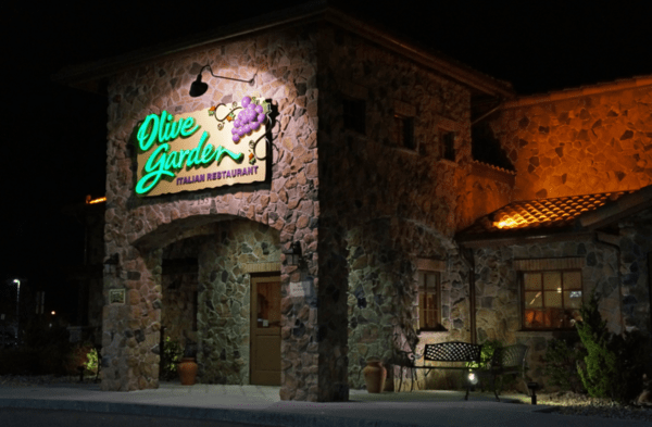 DRI: We Are Removing Darden Restaurants From Investing Ideas - darden