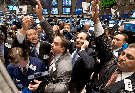 CME: Adding CME Group to Investing Ideas (Long Side) - trading floor