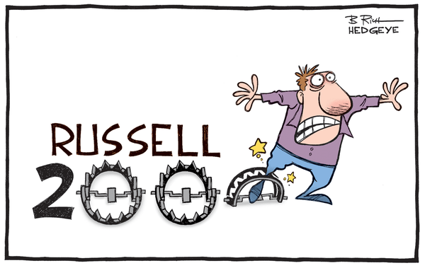 Small Caps Flirt With Full-Blown Crash Mode - Russell cartoon 12.02.2014