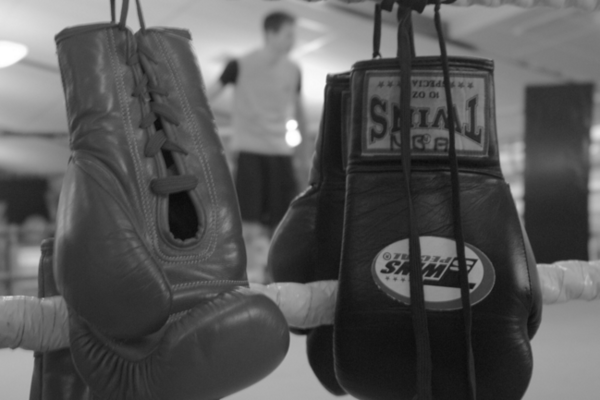 The Gloves Come Off For GOP & Dem Presidential Hopefuls - boxing gloves
