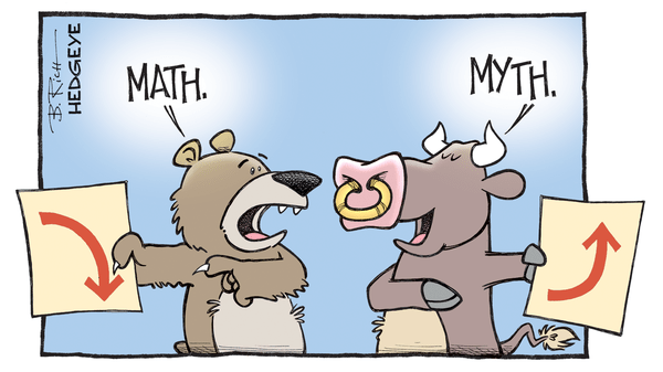 Cartoon of the Day: Reality Check - Math   Myth cartoon 03.30.2016