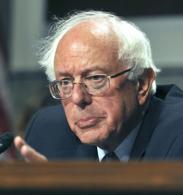 Election 2016: What To Watch Ahead of the Wisconsin Primary - Bernie Sanders 2014