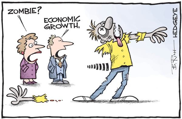 The Latest Victim Of Europe's Nasty Economic Malaise - Economic growth cartoon 10.20.215