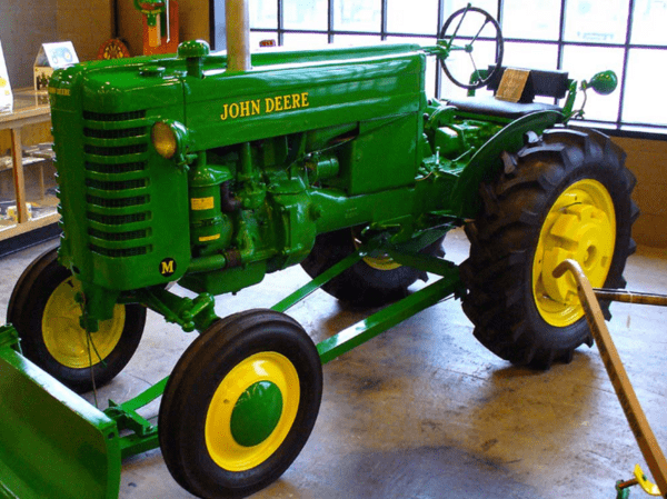DE: Adding Deere & Company to Investing Ideas (Short Side) - john deere