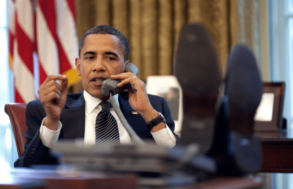 Dear President Obama: Who's 'Peddling Economic Fiction' Now? - obama